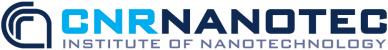 CNR – Consiglio Nazionale delle Ricerche - Istituto Nanotec